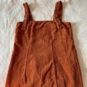 Forever 21 Corduroy Dress